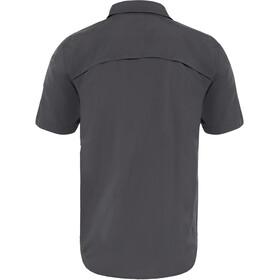 The North Face Sequoia S/S Shirt Herre asphalt grey/mid grey